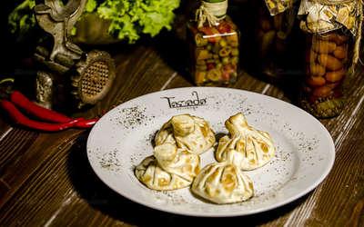 Доставка блюд от ресторана «Тамада»
