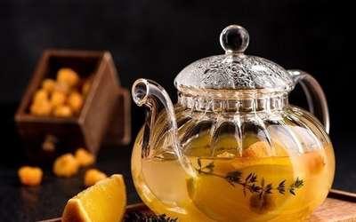Вкусный и ароматный чай в «Тбилисо»