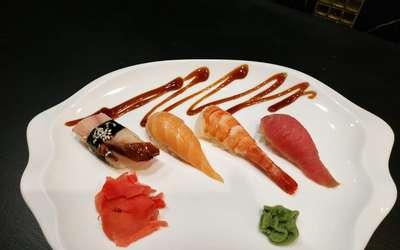 Спецпредложение японской кухни