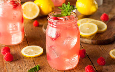 Домашние лимонады в Квеври