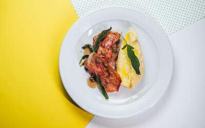 Каникулы на Вилле: летнее меню в Villa Pasta