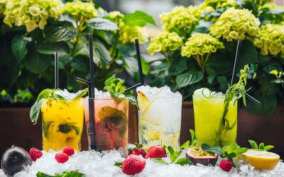 Летние напитки в Villa Pasta