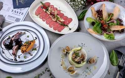 Taste ждёт гостей Российского ресторанного фестиваля!