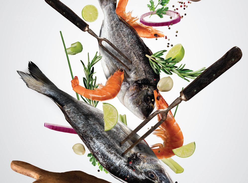 Рыбные сеты
