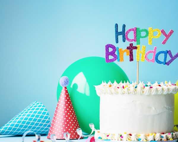 Скидка в день рождения 10%