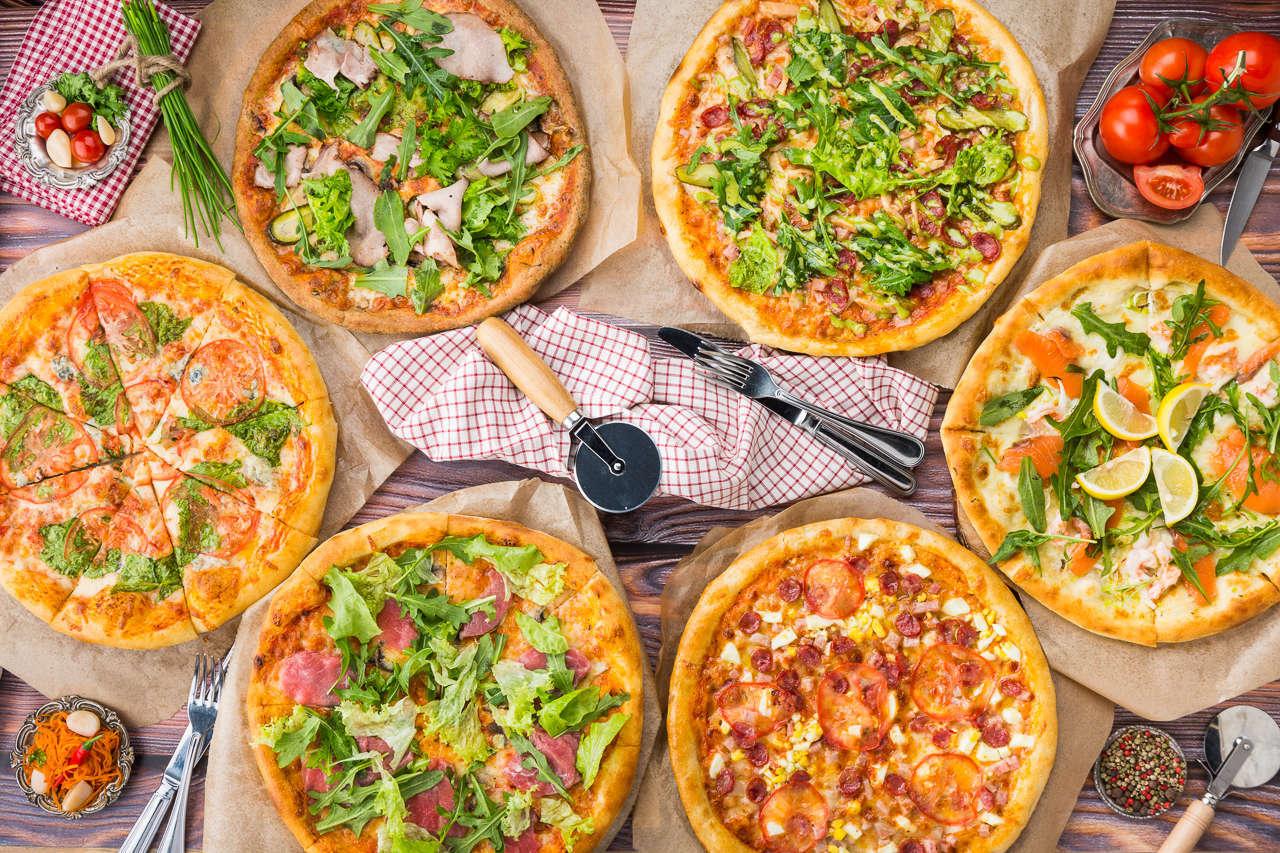 2 пиццы за 599 рублей