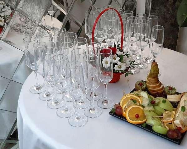 Welcome в подарок при проведении свадебного банкета