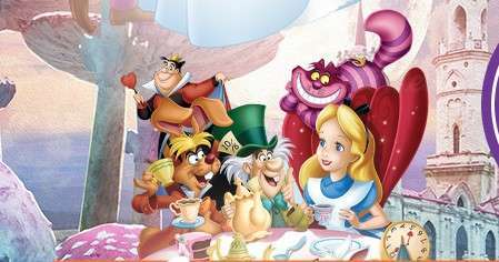 Сезон сказок: Алиса в стране чудес