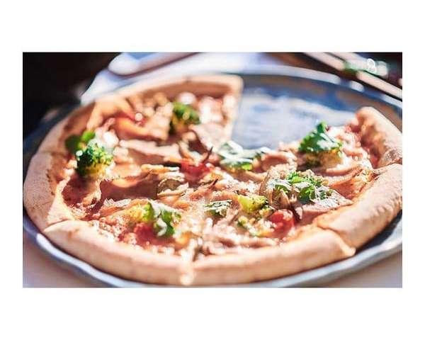 2-я пицца в подарок по понедельникам