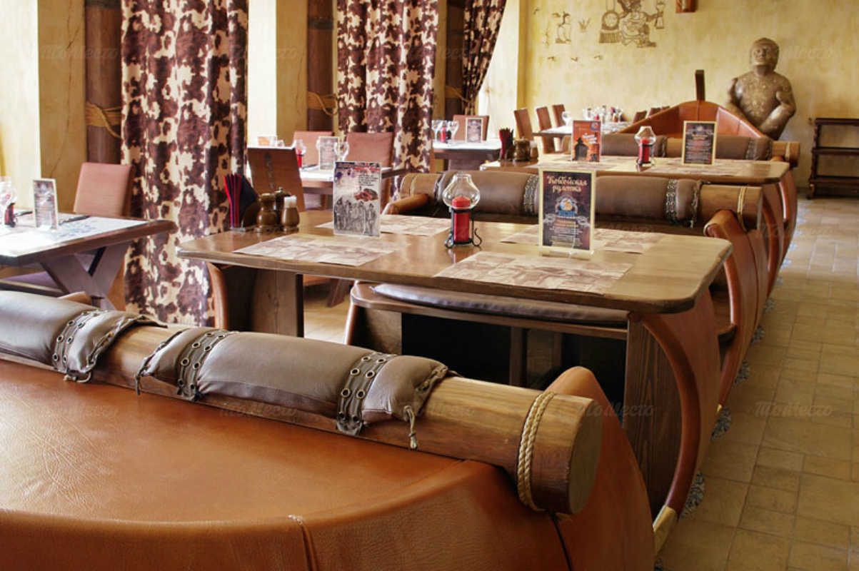 Банкетный зал ресторана Монтана (Мontana saloon) на Измайловском проспекте фото 6
