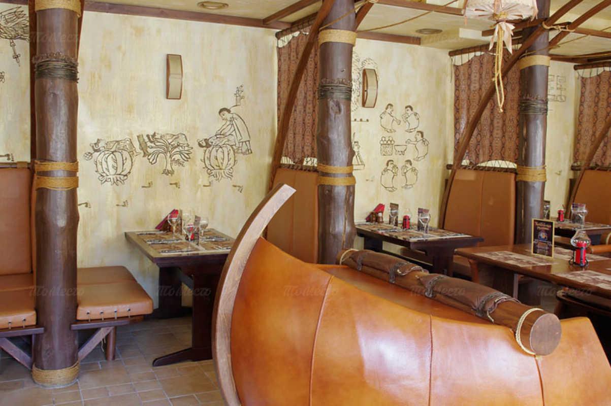 Банкетный зал ресторана Монтана (Мontana saloon) на Измайловском проспекте фото 8