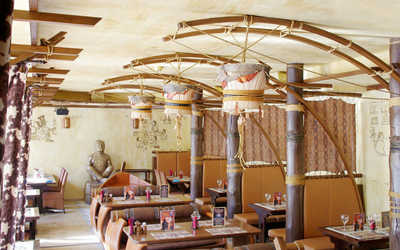 Банкеты ресторана Монтана (Мontana saloon) на Измайловском проспекте фото 2