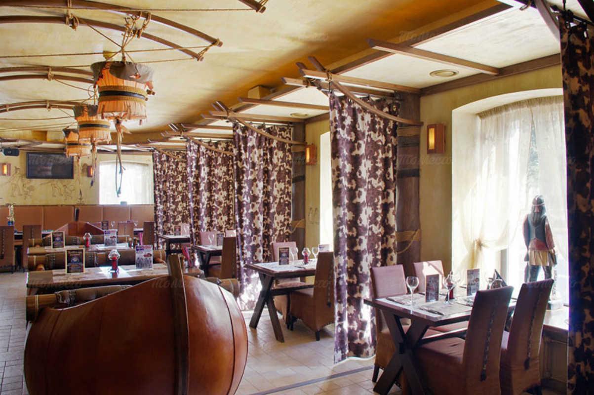 Банкетный зал ресторана Монтана (Мontana saloon) на Измайловском проспекте фото 4