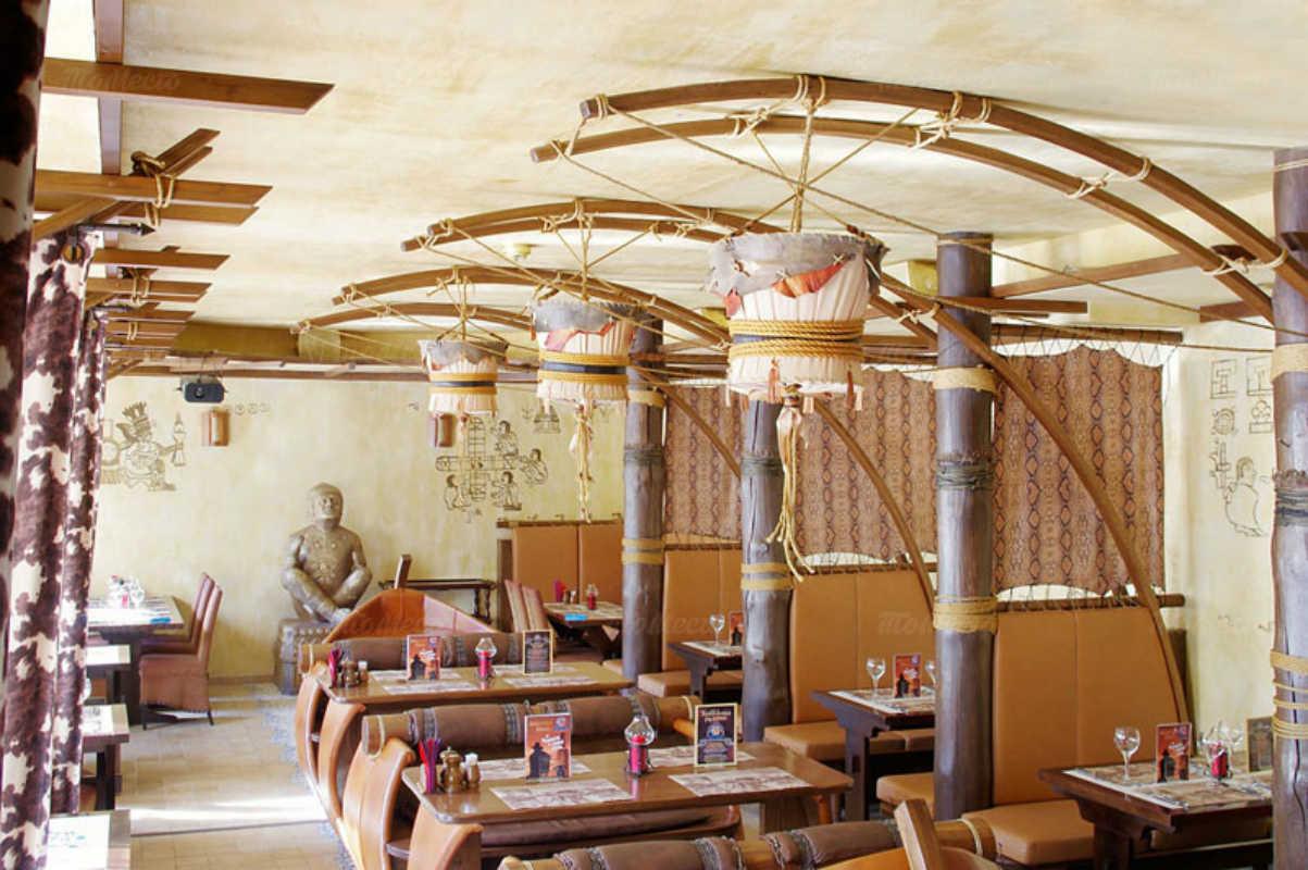 Банкетный зал ресторана Монтана (Мontana saloon) на Измайловском проспекте фото 2