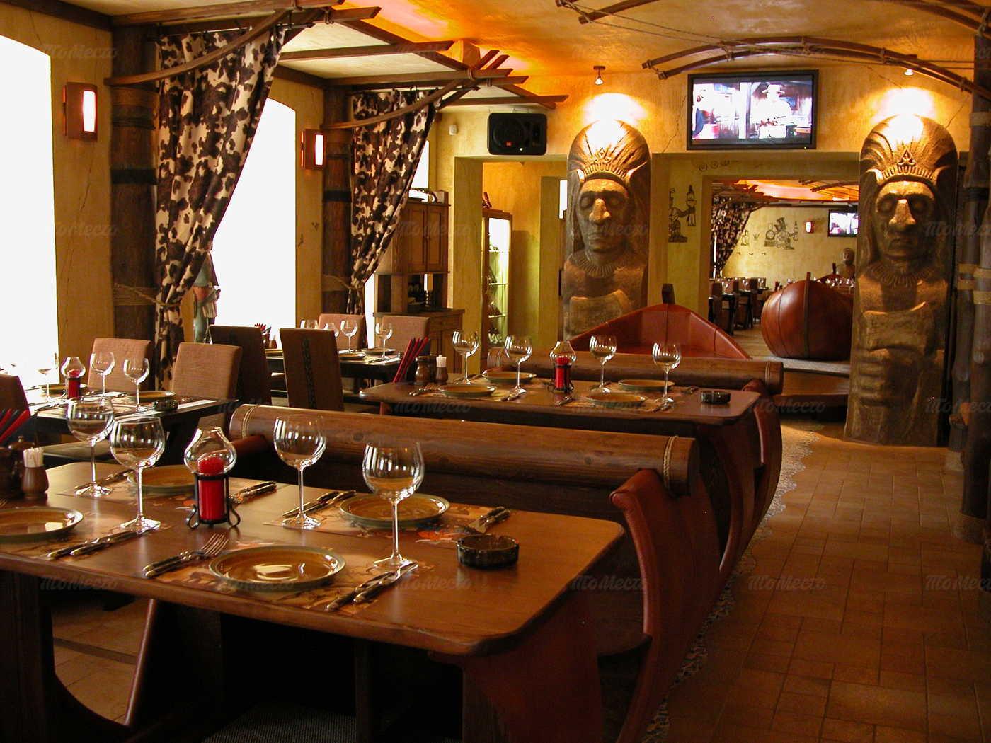 Банкетный зал ресторана Монтана (Мontana saloon) на Измайловском проспекте фото 9
