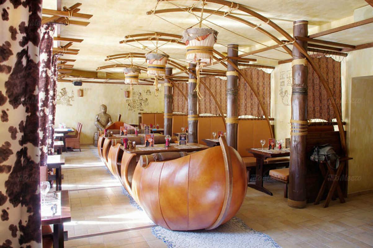 Банкетный зал ресторана Монтана (Мontana saloon) на Измайловском проспекте фото 5