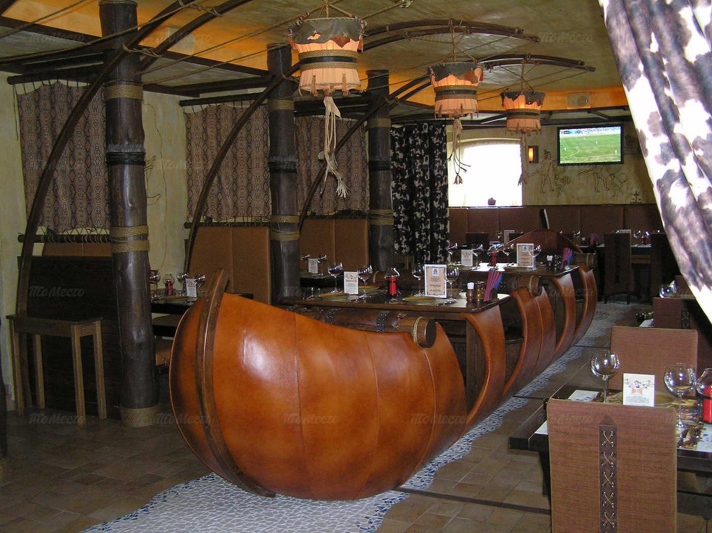 Банкетный зал ресторана Монтана (Мontana saloon) на Измайловском проспекте фото 10