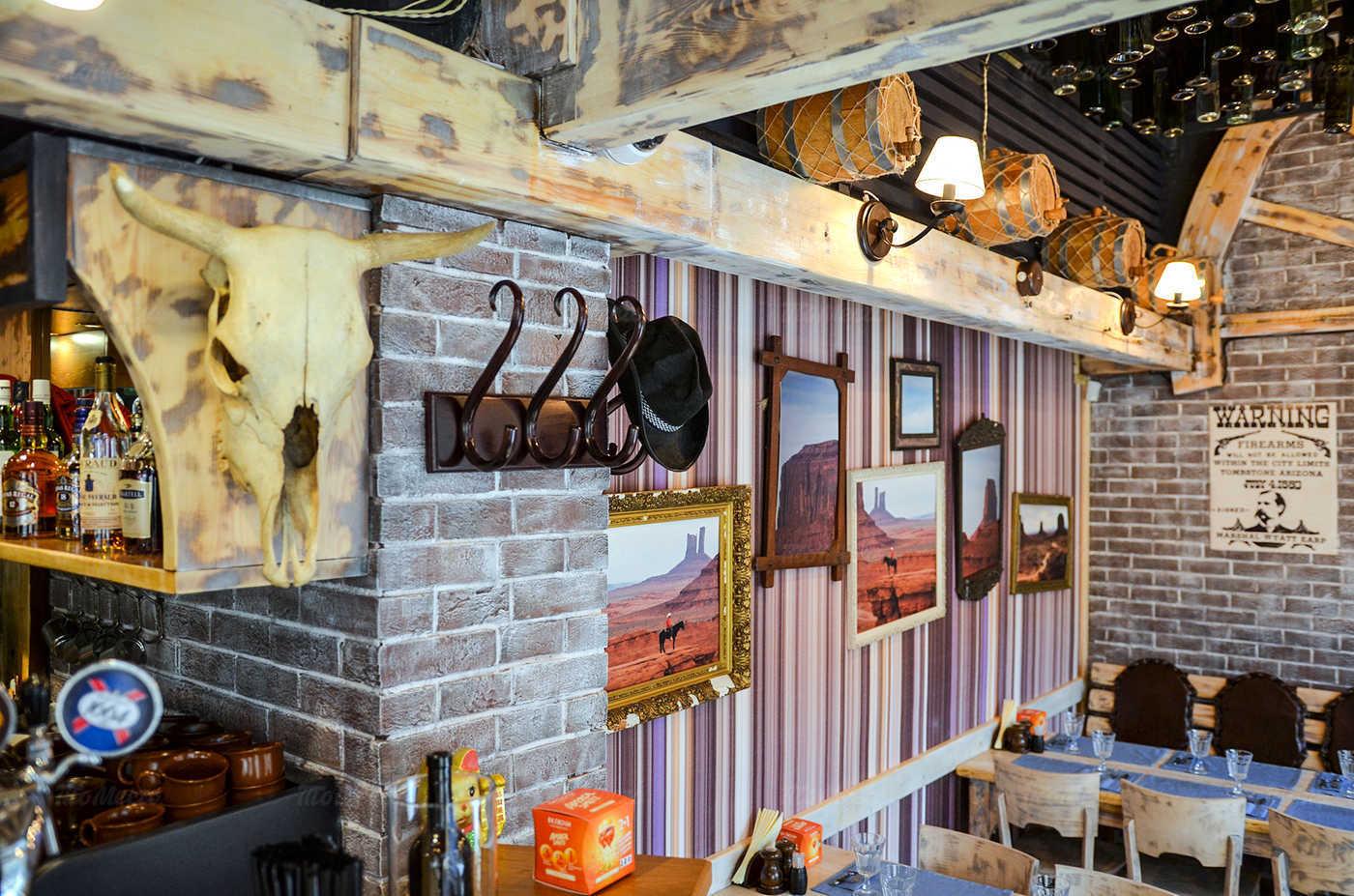 Ресторан Монтана (Montana saloon) на Кирочной улице фото 10