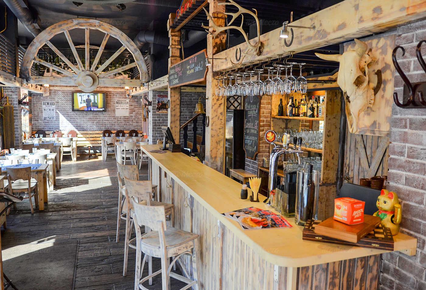 Ресторан Монтана (Montana saloon) на Кирочной улице фото 12