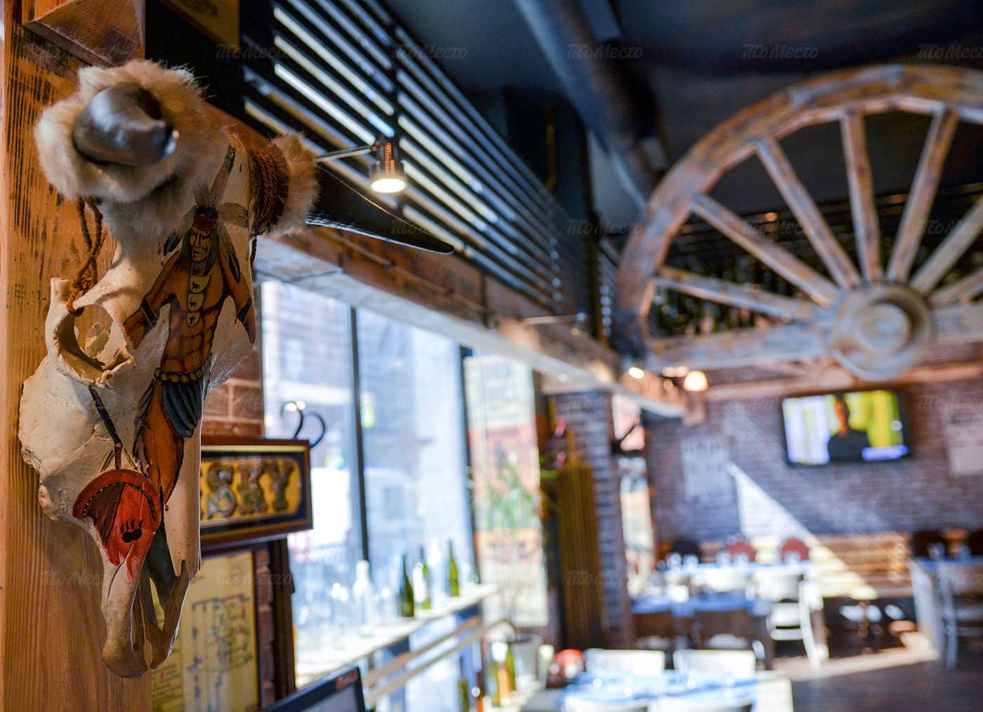 Ресторан Монтана (Montana saloon) на Кирочной улице фото 7