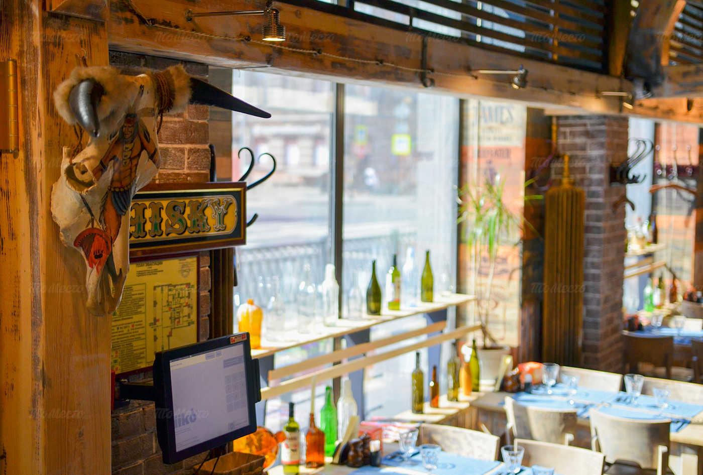 Ресторан Монтана (Montana saloon) на Кирочной улице фото 21
