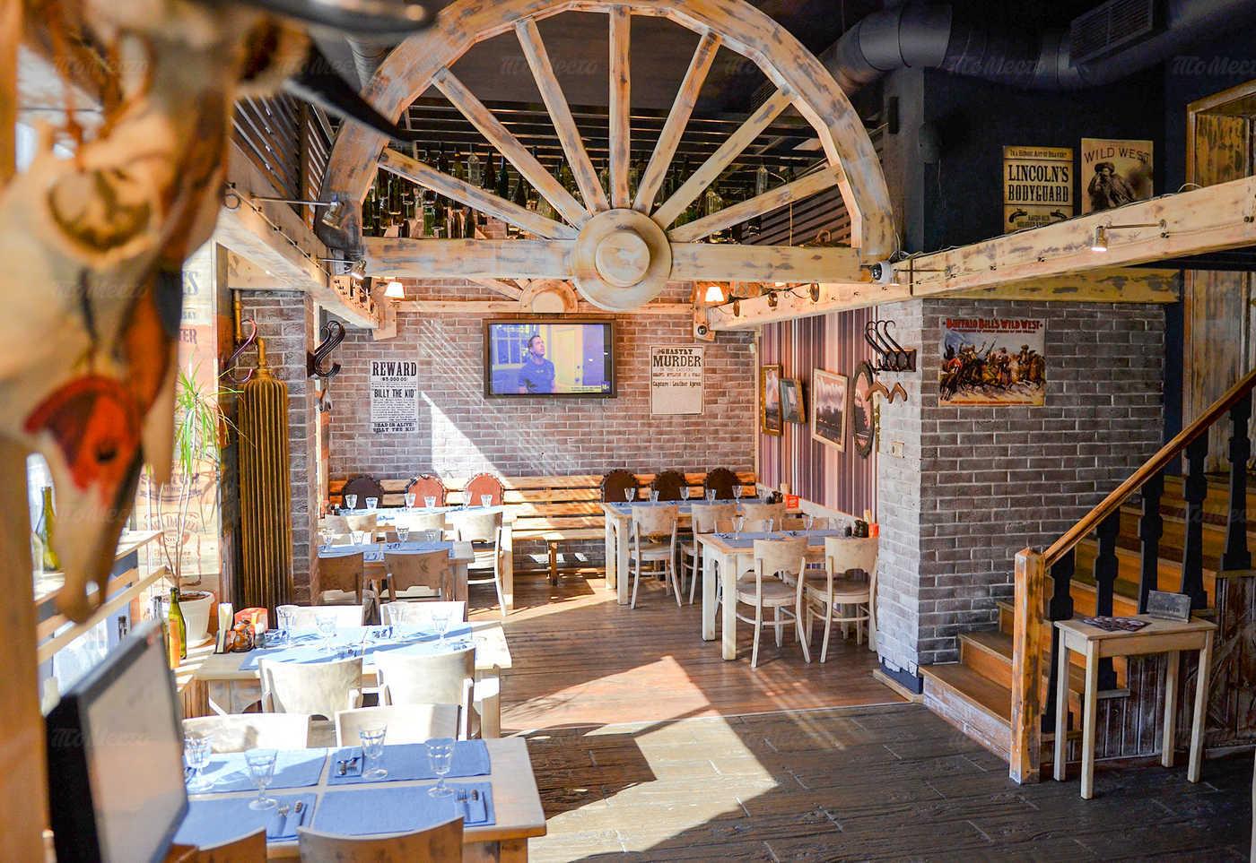 Ресторан Монтана (Montana saloon) на Кирочной улице фото 9