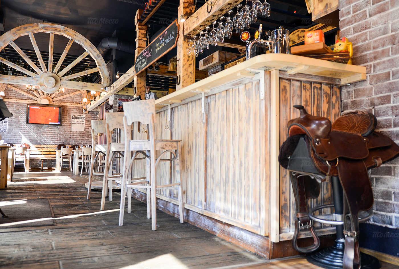 Ресторан Монтана (Montana saloon) на Кирочной улице фото 23