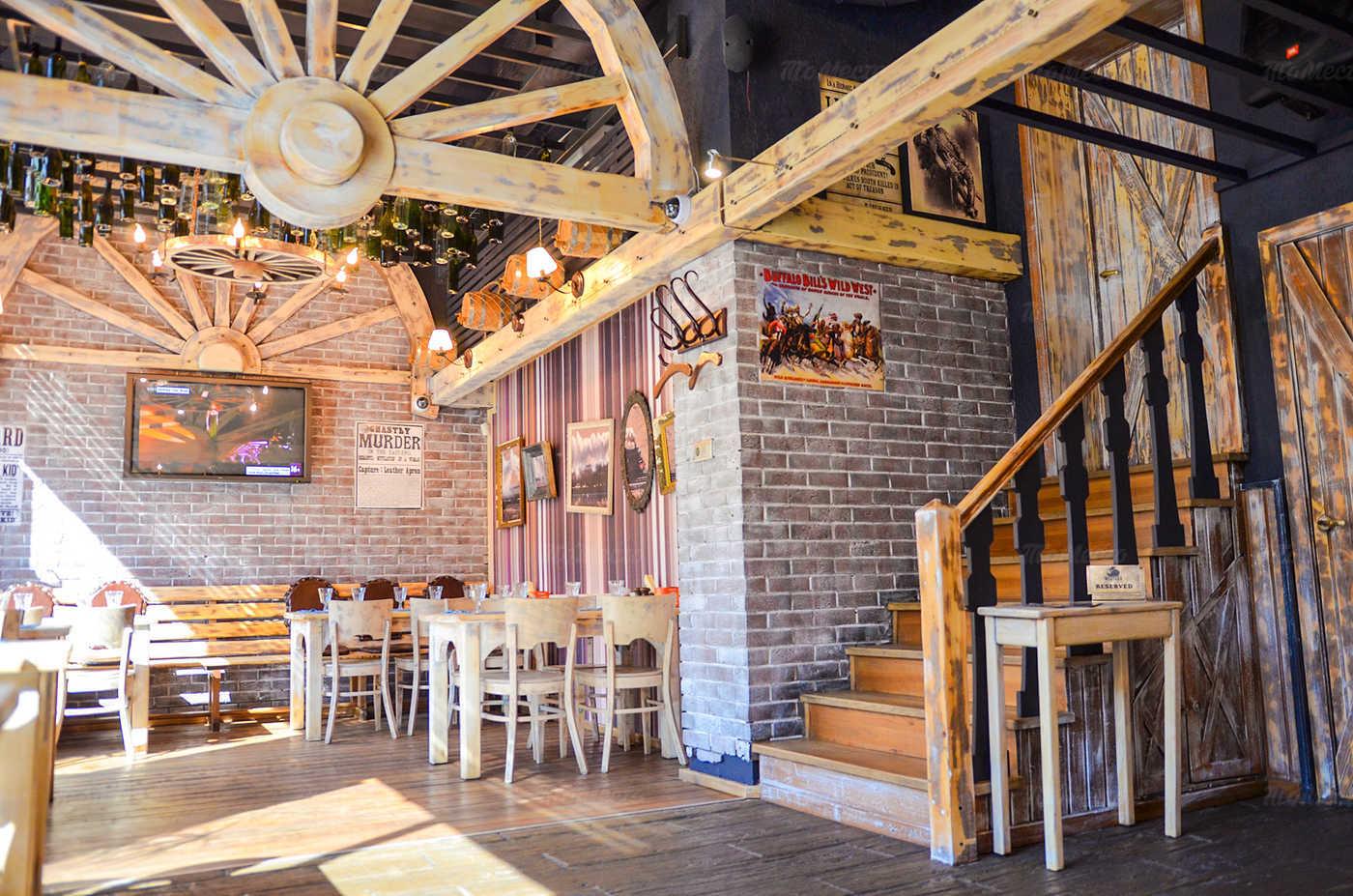 Ресторан Монтана (Montana saloon) на Кирочной улице фото 5