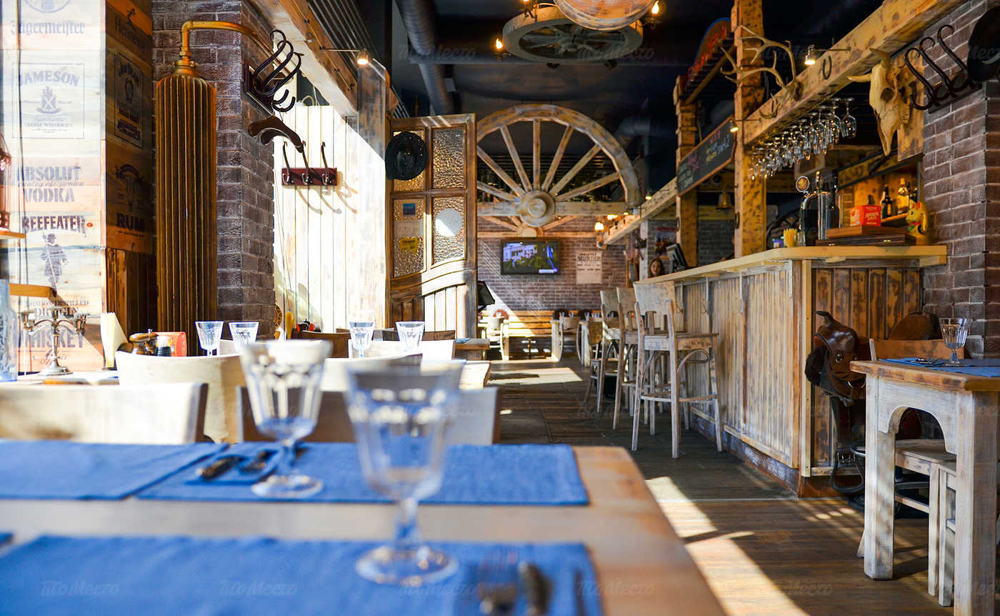 Ресторан Монтана (Montana saloon) на Кирочной улице фото 18