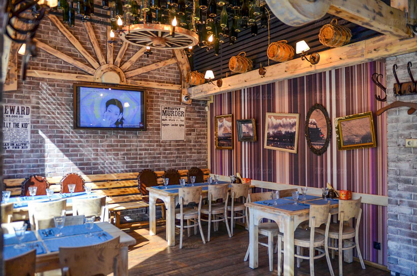 Ресторан Монтана (Montana saloon) на Кирочной улице фото 15