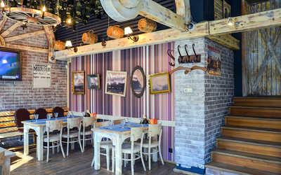 Банкеты ресторана Монтана (Montana saloon) на Кирочной улице фото 3