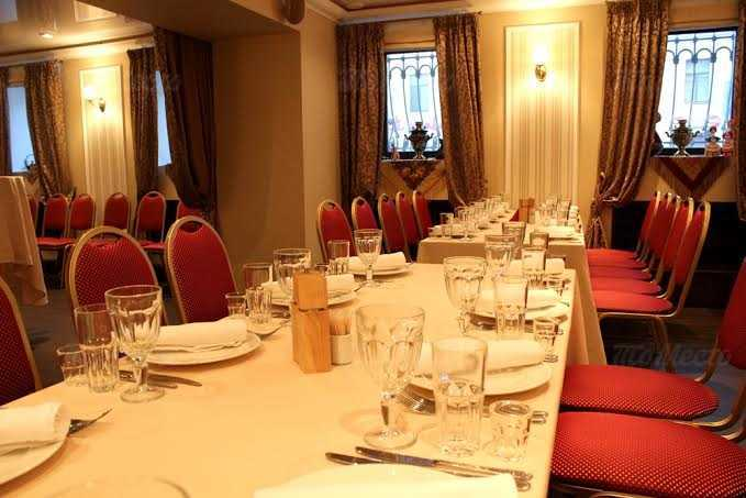 Ресторан Русская Чарка на набережной реки Фонтанки фото 5