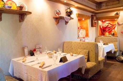 Ресторан Русская Чарка на набережной реки Фонтанки фото 7