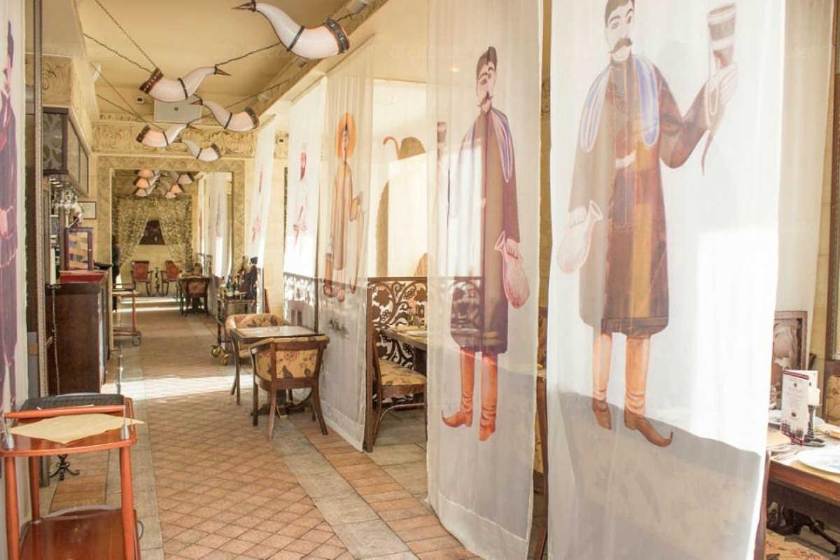 Ресторан Тбилисо на Сытнинской улице
