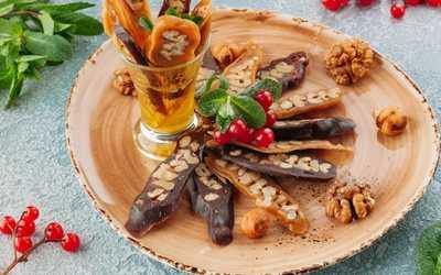 Меню ресторана Тбилисо на Сытнинской улице фото 16