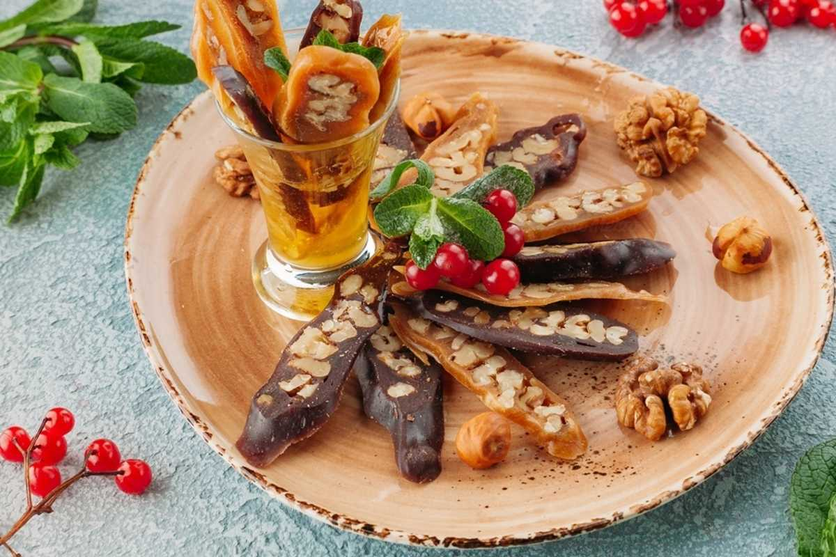 Меню ресторана Тбилисо на Сытнинской улице фото 43