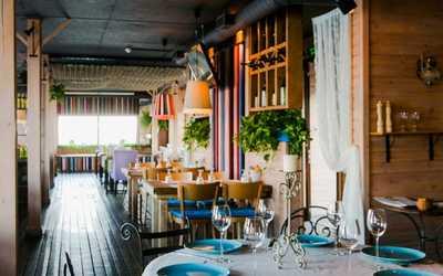 Банкетный зал ресторана Регатта (REGATTA) на Аптекарской набережной фото 3