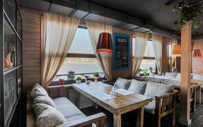 Банкетный зал ресторана Регатта (REGATTA) на Аптекарской набережной фото 1