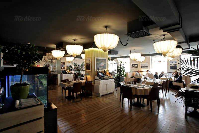 Ресторан Фиш Хаус на Гривцова (Fish House) в переулке Гривцова фото 4