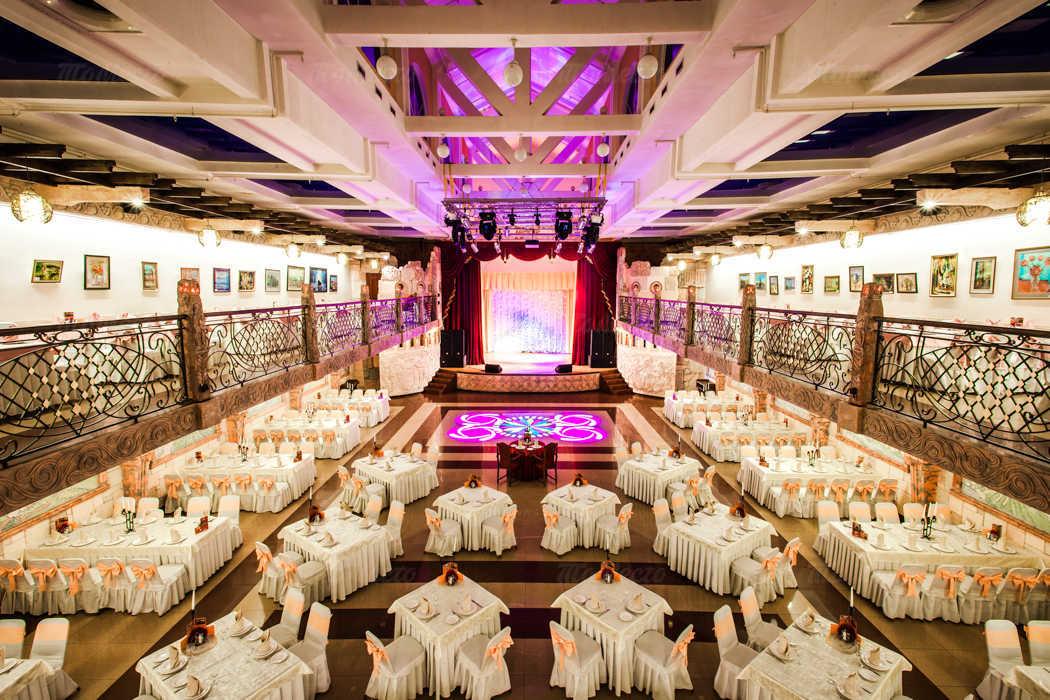 Банкетный зал ресторана Амроц на Невском проспекте фото 10