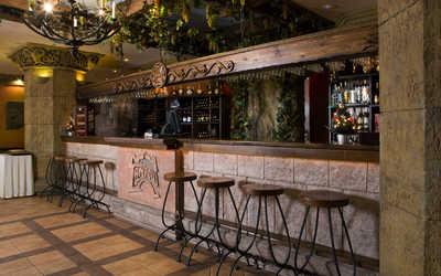 Банкетный зал ресторана Амроц на Невском проспекте фото 2