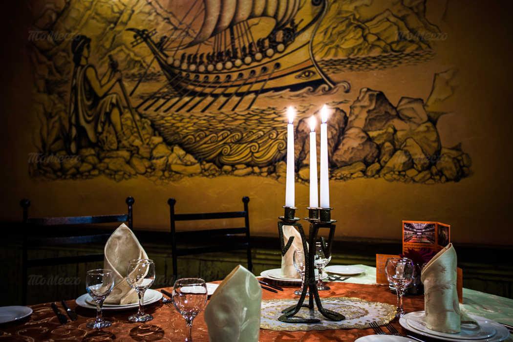 Банкетный зал ресторана Амроц на Невском проспекте фото 11