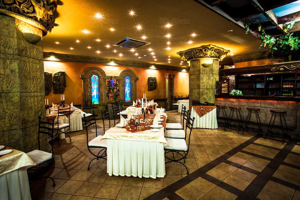 Банкетный зал ресторана Амроц на Невском проспекте фото 14