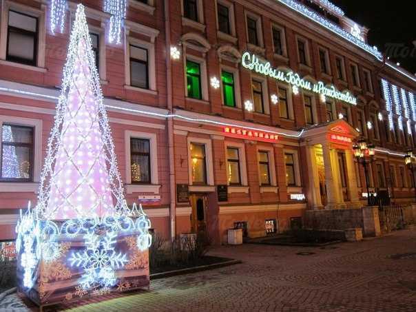 Банкетный зал ресторана Амроц на Невском проспекте фото 4