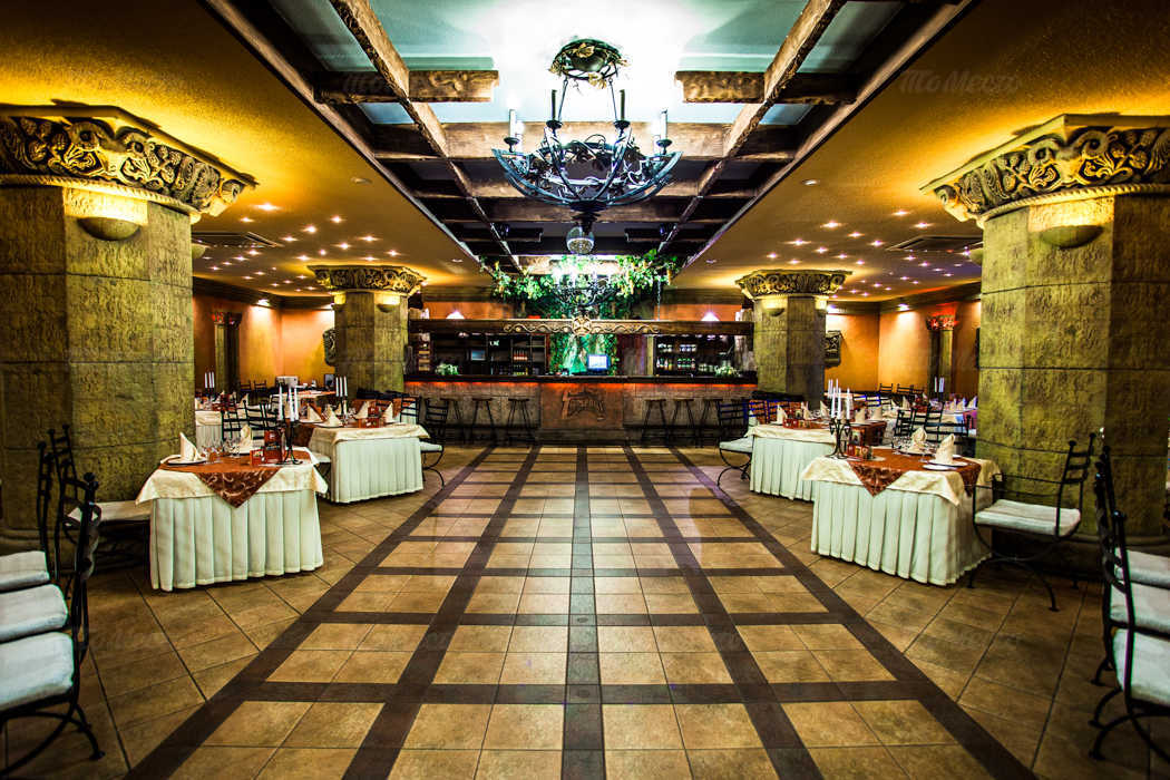 Банкетный зал ресторана Амроц на Невском проспекте фото 6