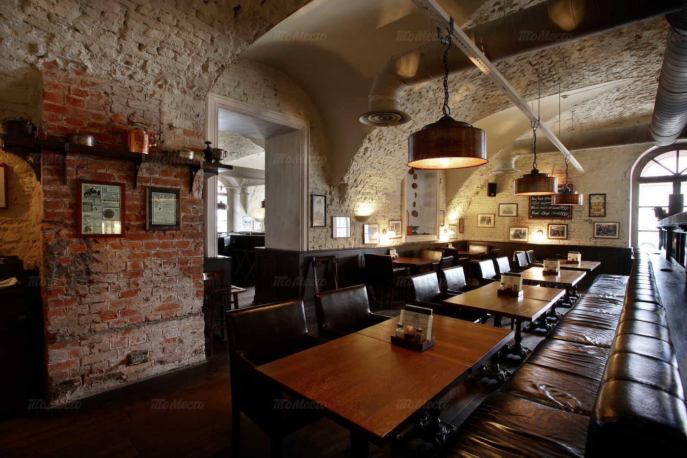 Банкетный зал ресторана Строганов Стейк Хаус на Конногвардейском бульваре фото 8