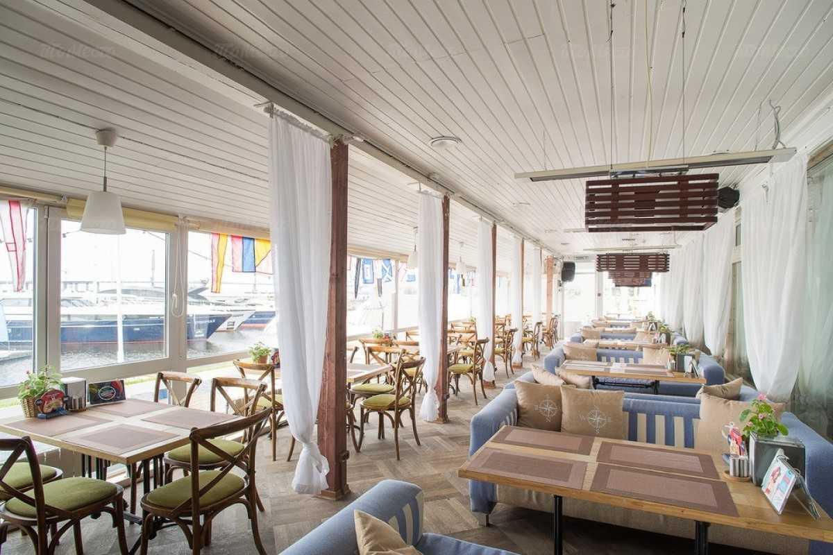 Ресторан Паруса на Петровской косе фото 3