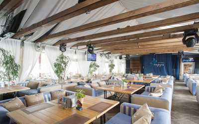 Банкетный зал ресторана Паруса на Петровской косе фото 2