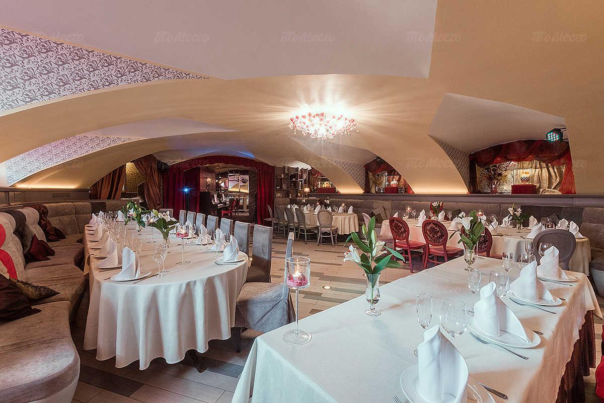 Банкетный зал ресторана LA RUSS (Ля Русс) на набережной реки Мойки фото 2
