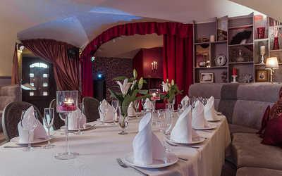 Банкетный зал ресторана LA RUSS (Ля Русс) на набережной реки Мойки фото 3